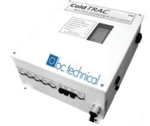 ColdTRAC Remote Magnet Monitoring Service