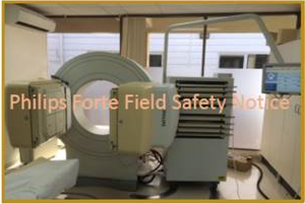 Philips Forte Safety Notice